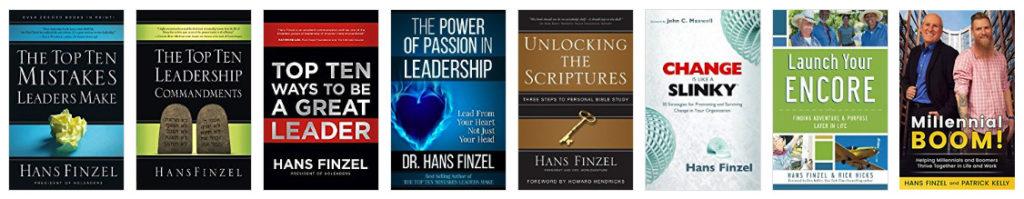 Hans Finzel's Books