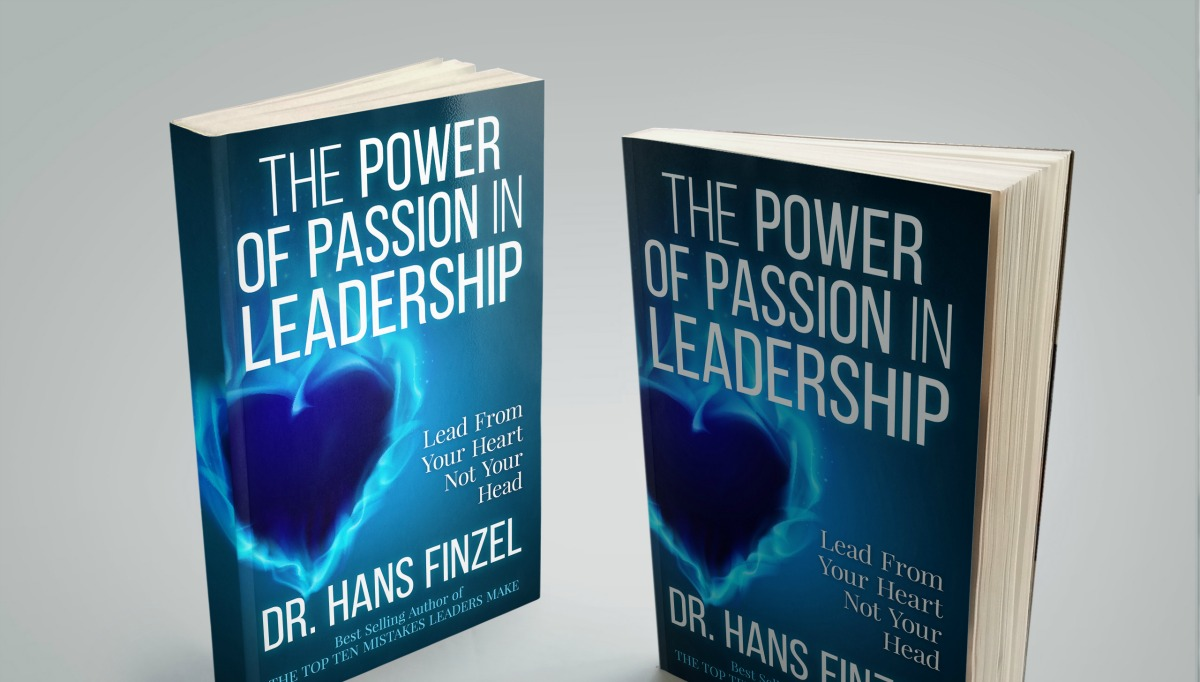 Great leadership books - Hans Finzel - The Power of Passion in Leadership